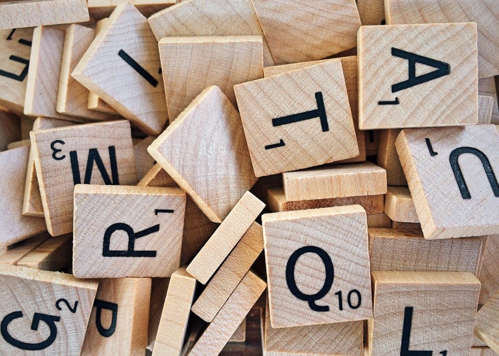 alphabet board game box bundle