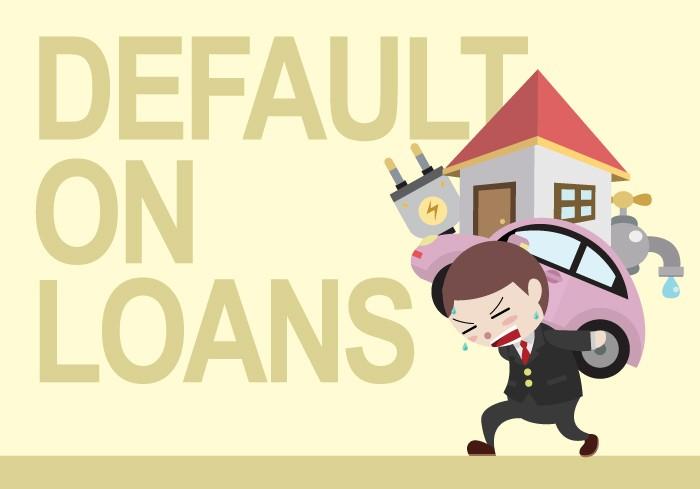 default-on-loans