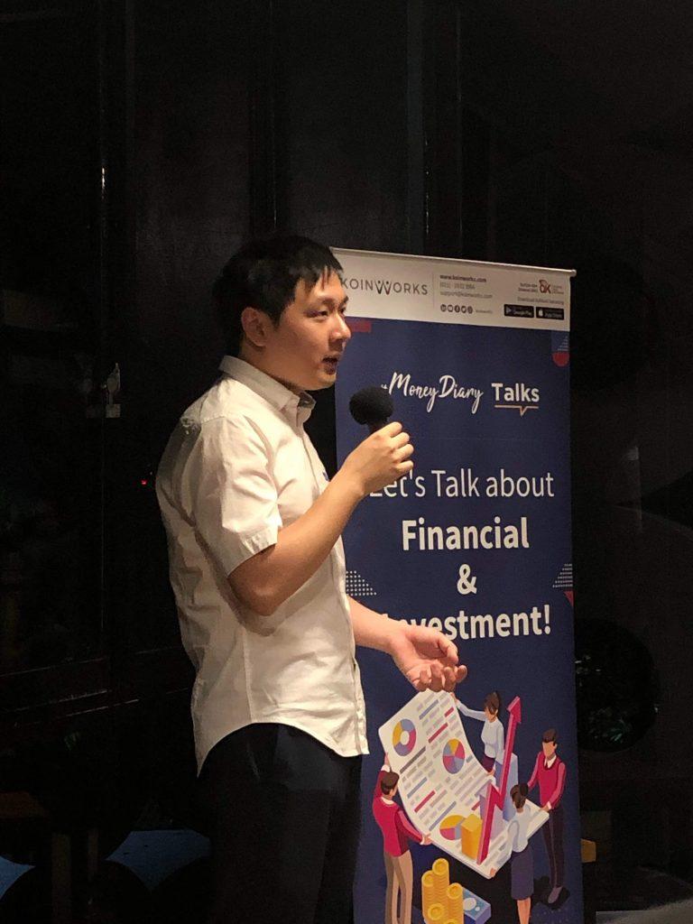 Moneydiary Talks Januari 2020 by Koinworks