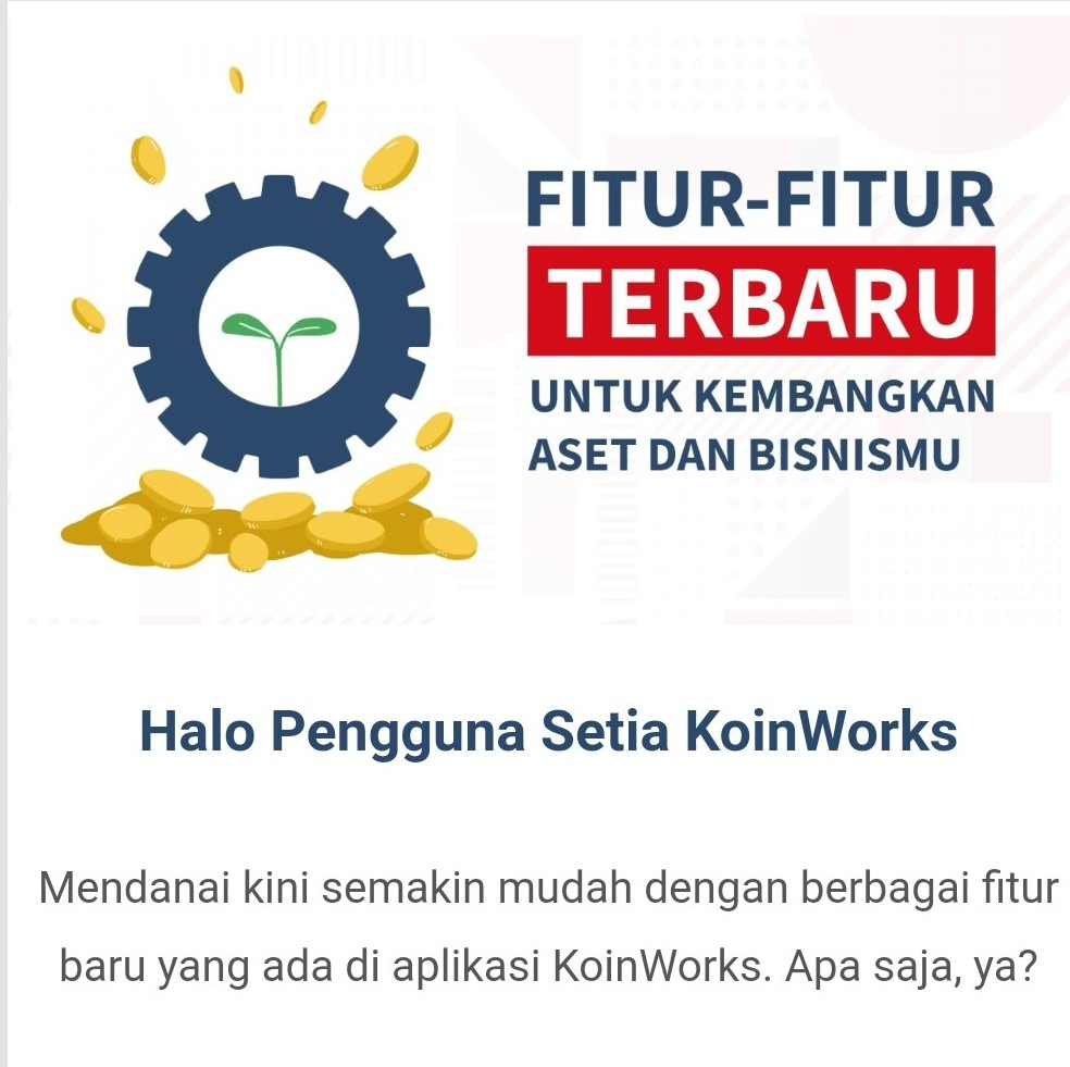 Koinworks Ber̶u̶l̶a̶h̶ubah Lagi