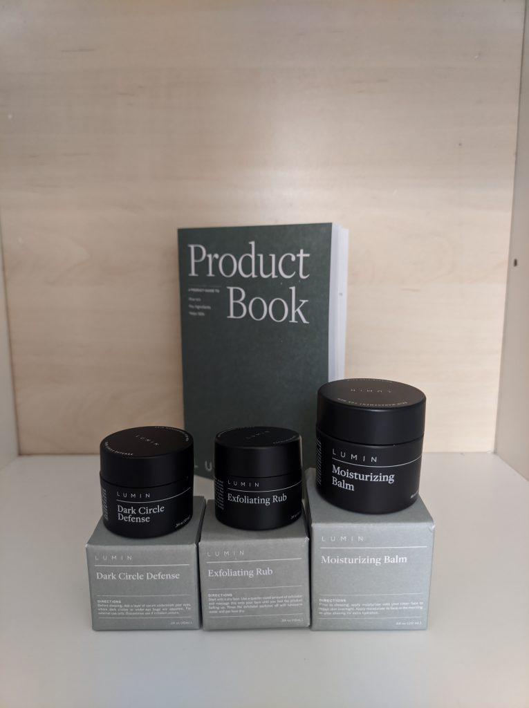 Lumin – Skincare cowo sultan dan pemalas