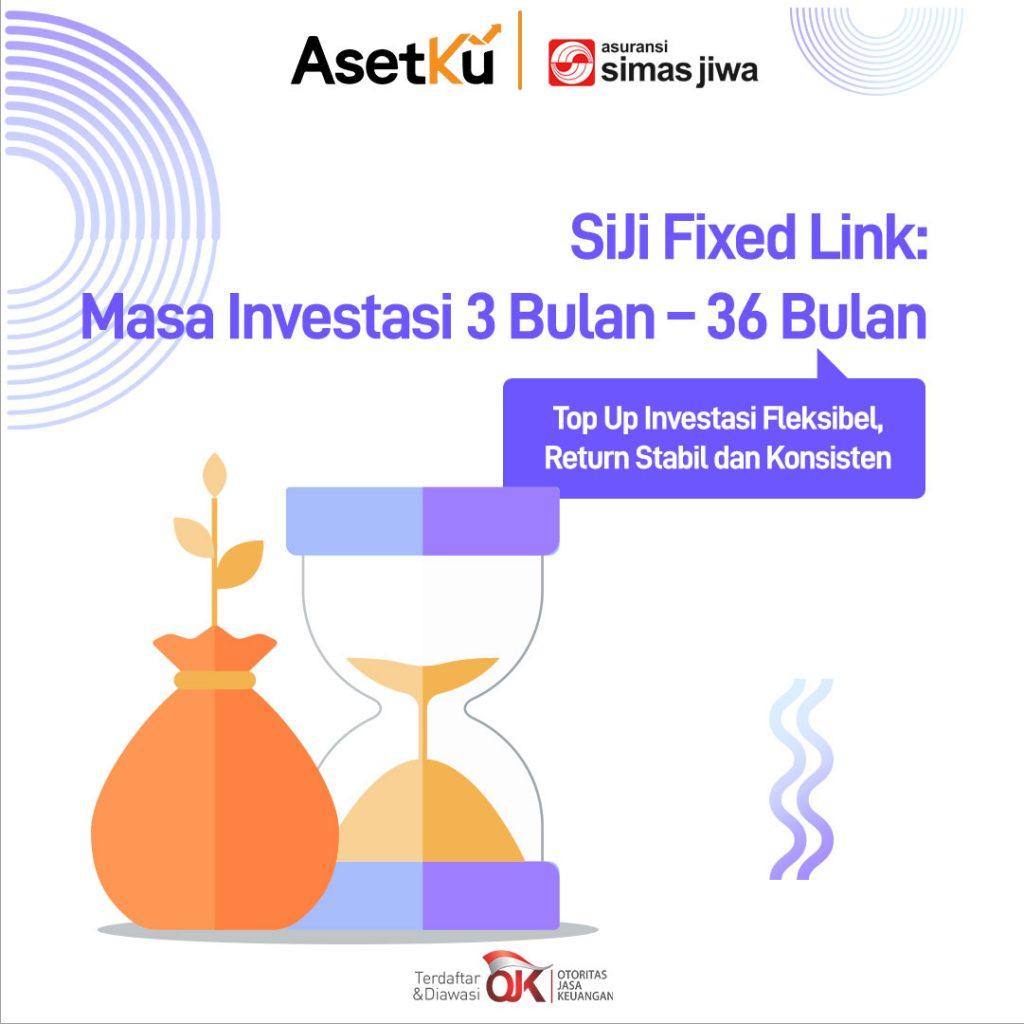 Review: Siji Fixed Link (Simas Jiwa & Asetku)